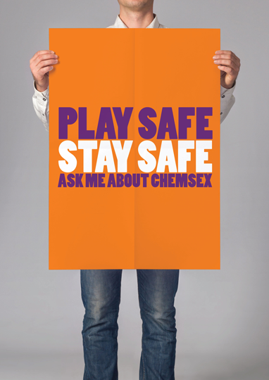 Chemsex-Poster