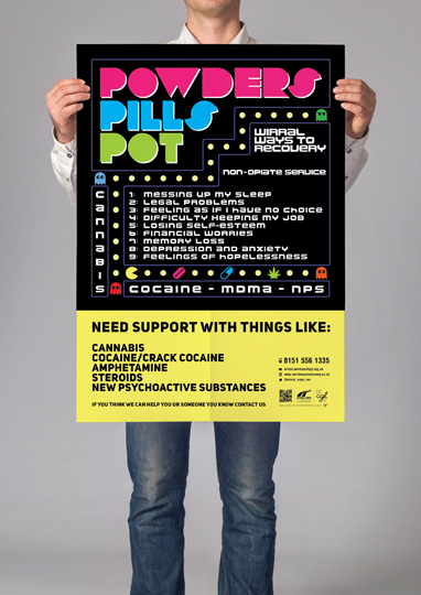 Powders-Pills-Pot-Poster