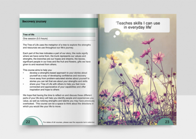 Recovery College Booklet
